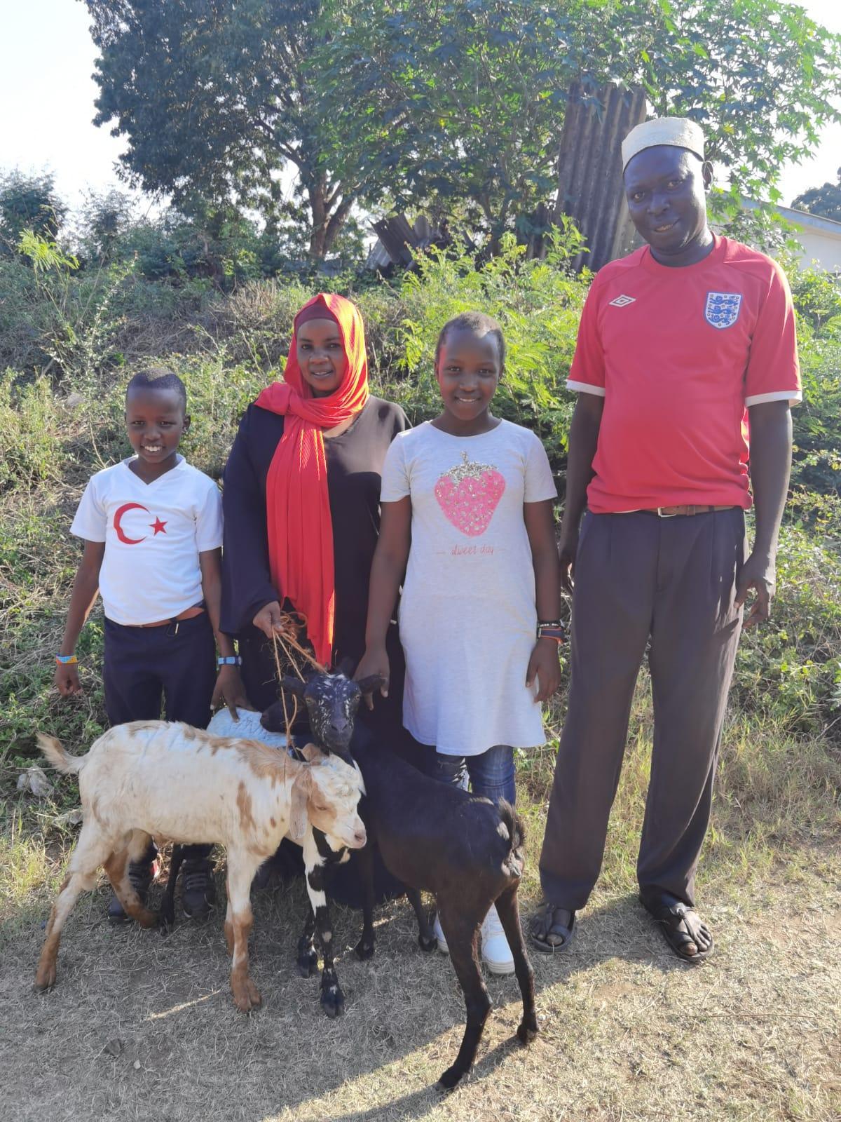 Keçiler Sahiplerine Kavuştu 30 Ağustos 2021